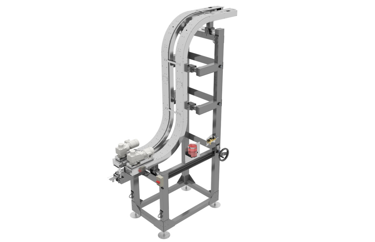Gripper Elevator-Lowerator Solutions from Arrowhead Systems