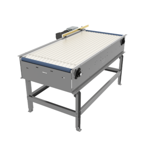 Arrowhead Systems' Conveyor Case Turner with patented technology