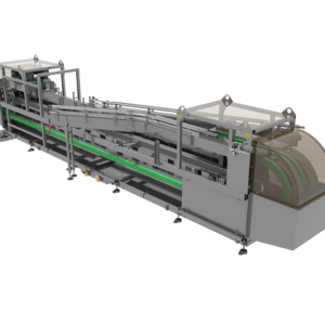 Water Rinser Conveyor