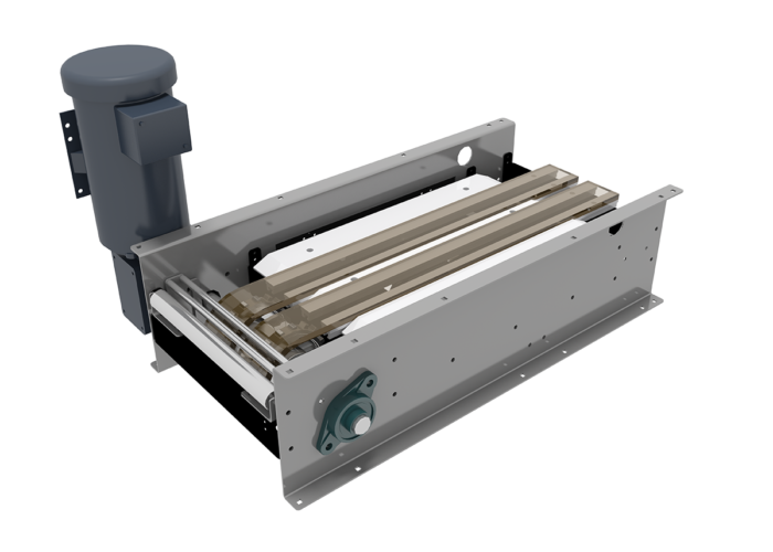 Rollerless Case Conveyors from Arrowhead Systems