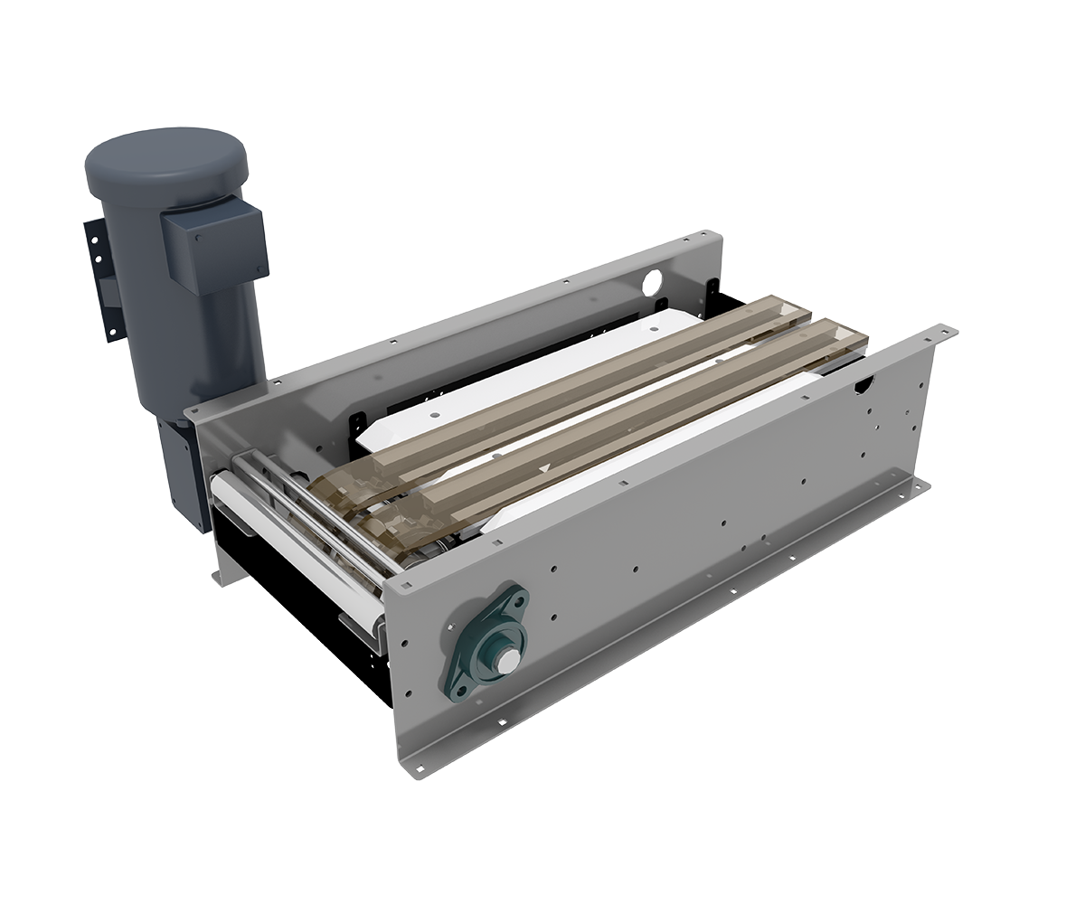 Rollerless Case Conveyors from Arrowhead Systems