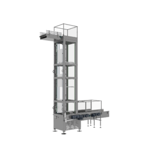 Vertical Case Conveyor video thumbnail