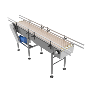 Open Top Bulk Container Handling Conveyor