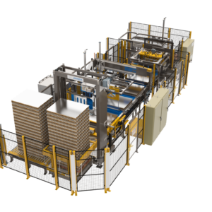 Low Level Bulk Depalletizer Solutions from Arrowhead Systems