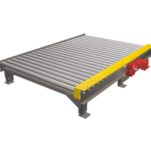 Arrowhead Systems' Pallet Conveyors: Chain Driven Live Roller