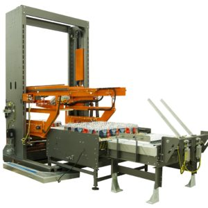 Case Palletizing Solutions from Arrowhead Systems