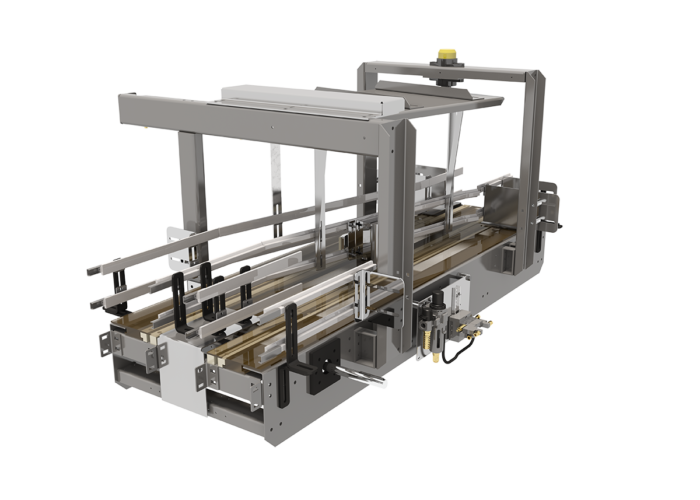 Conveyor Clamp & Shift Laner from Arrowhead Systems