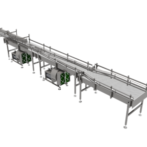 Converging Rail Signle Filer from Arrowhead Systems