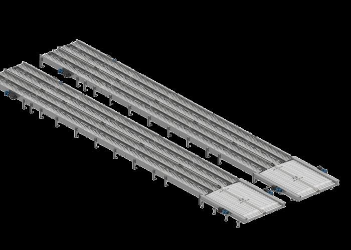 Arrowhead Systems Bulk Receiving System View 4