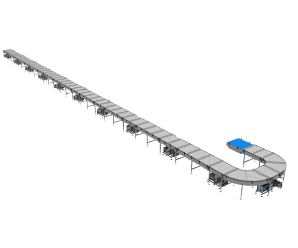 Mass Air Conveyor