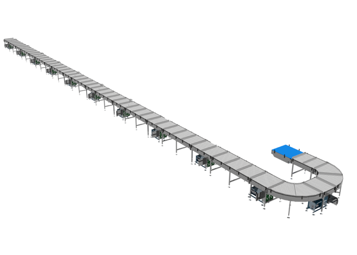 Arrowhead Systems' Mass Air Conveyor