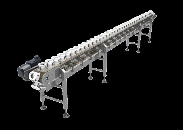 Arrowhead Systems' Next Gen Wash Down Conveyor