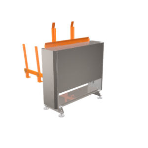 Back View of PalMag Pallet Magazine