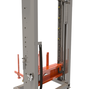 Arrowhead's Pallet Stacking / Destacking System View 2