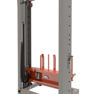 Arrowhead's Pallet Stacking / Destacking System View 3