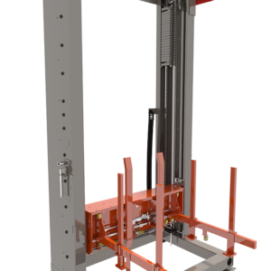 Arrowhead's Pallet Stacking / Destacking System View 4