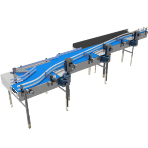 Pressureless Single File Conveyor video thumbnail