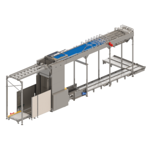 Palletizer / Depalletizer Sorter System from Arrowhead Systems