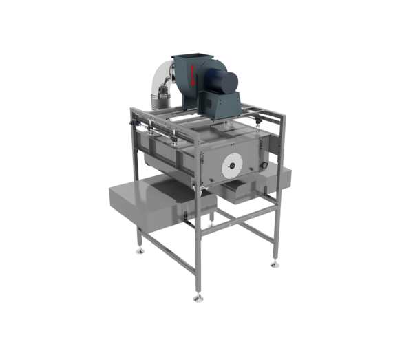 Conveyor Vacuum Transfer Unit