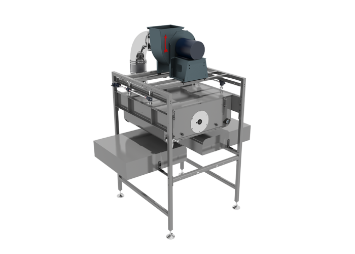 Conveyor Vacuum Transfer Unit from Arrowhead Systems
