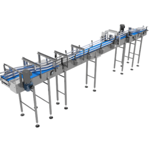 Arrowhead Systems' Laning Conveyor