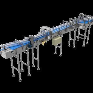 Laning Conveyor Side View 2