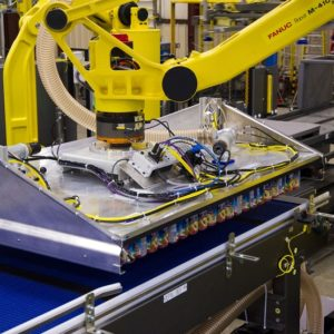 Robotic Depalletizing Solutions from Arrowhead Systems