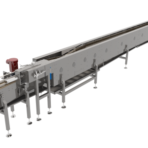 Lay Down Headspace Sterilizer Conveyor