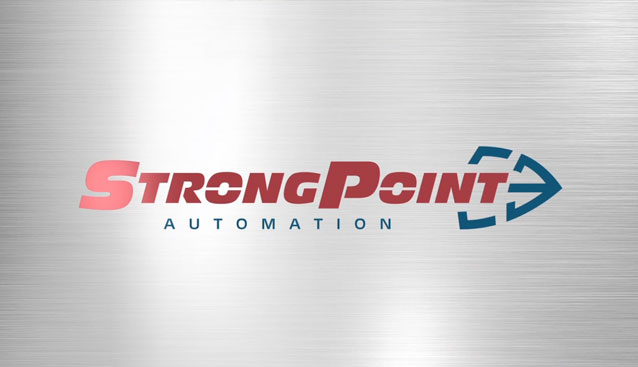 StrongPoint Automation Logo