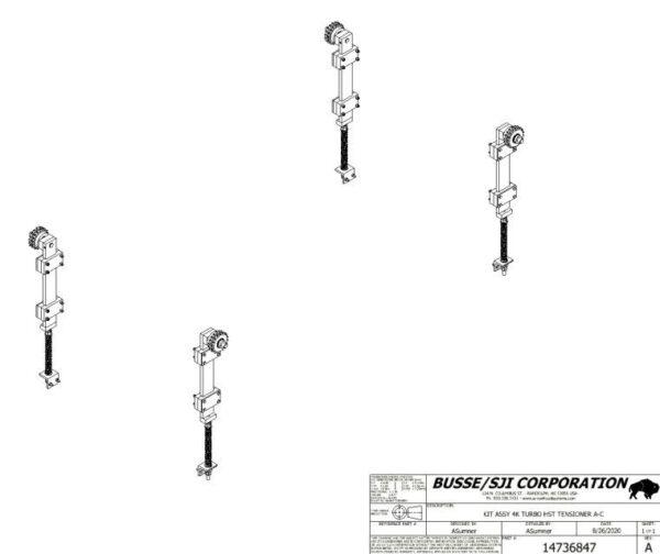 Turbo – Hoist Chain Tensioner Upgrade
