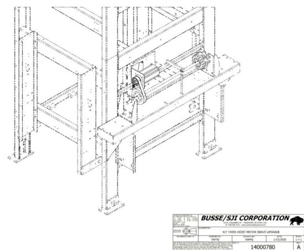 Turbo – Hoist – Lift Upgrade