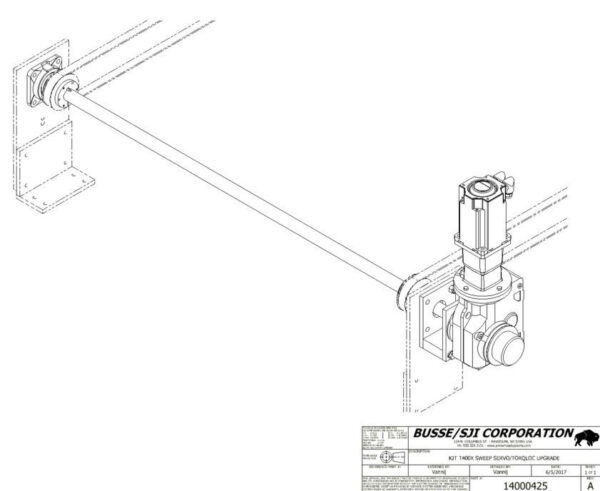 Turbo – Sweep TorqLoc® Upgrade