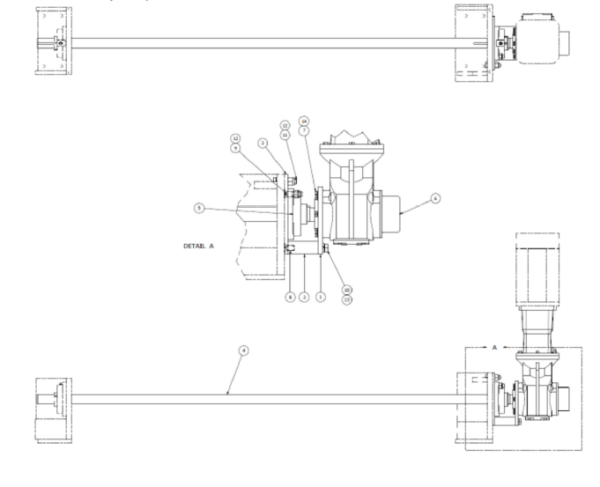 Sweep TorqLoc® Gearbox Kit